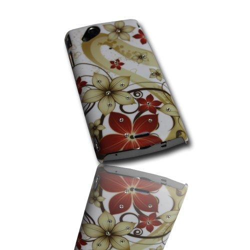 (Set 7) 2er Set Hard Cases Schutzhülle für Sony Ericsson Xperia ARC / ARC S / Handytaschen
