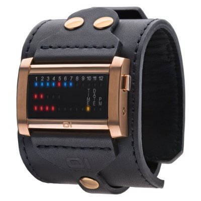 01TheOne Men's IRH302RB4 Fashion IR System Watch