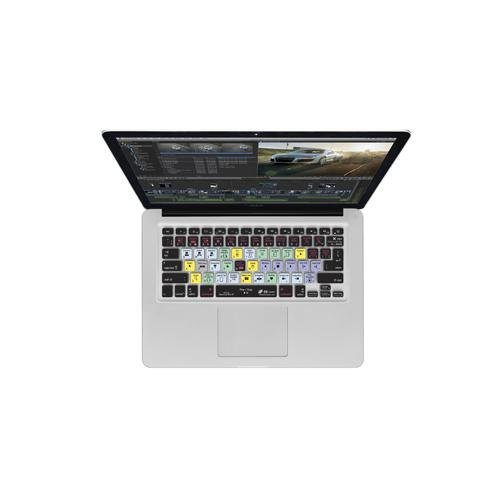 Y Final Cut Pro X Keyboard Cover For Macbook/Macbook Air And Pro (Fcpx-M-Cc-2)