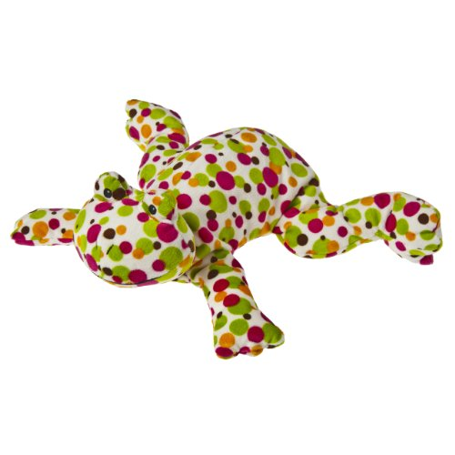 "Mary Meyer Print Pizzazz Plush Fizz Frog 12"" - 1"