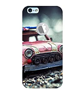 Vizagbeats old car Back Case Cover for Apple Iphone 6 with logo