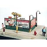 JL Innovative Design HO Sidewalk Lattice Billboards (4) JLI277 at Sears.com