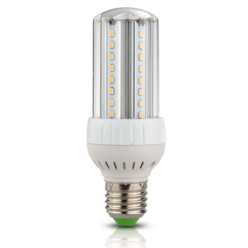 New Design - E27 9W Led Corn Light - Replace 100W Incandescent - Warm White Lighting - 2835 Smd Bulb - 900Lm Lamp - Ac 100-240V (110V)