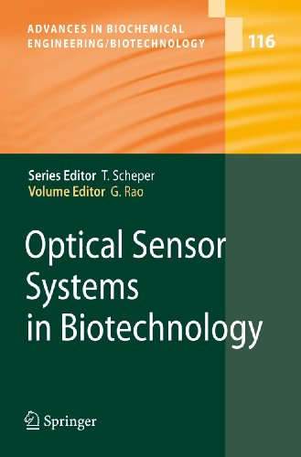 Optical Sensor Systems in Biotechnology (Advances in Biochemical Engineering/Biotechnology)