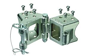 """Fulton HDPB230101 Fold-Away Bolt-On Hinge Kit for 2"""" x 3"""" Trailer Beam - up to 5,000 lb. GTW"""