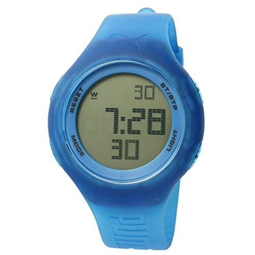[プーマ]PUMA 腕時計 時計 ループ トランスパレント 5気圧防水 スポーツウォッチ ランニング PU910801024 メンズ レディース [並行輸入品]