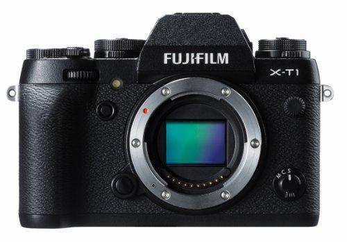 FUJIFILM レンズ交換式プレミアムカメラ X-T1 ブラック F FX-X-T1B