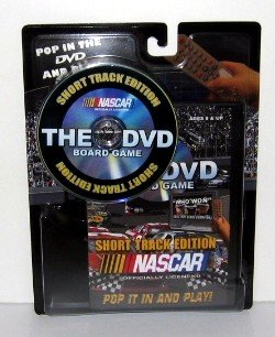 Nascar Short Track Edition DVD Game