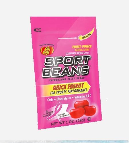 Jelly Belly Fruit Punch Sport Beans, 1 Ounce