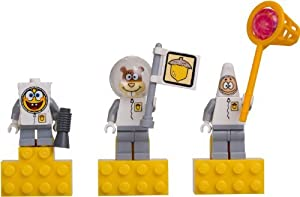 Amazon.com: LEGO SpongeBob Squarepants, Sandy Cheeks