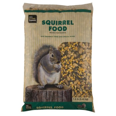 Cheap All Living Things Squirrel Food (B008DVNY56)