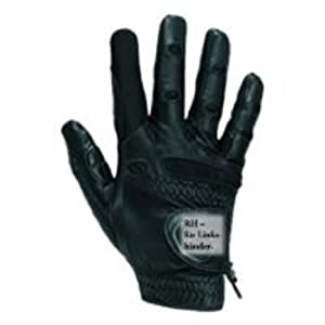 Bionic Men's Right Hand StableGrip Golf Glove - Black