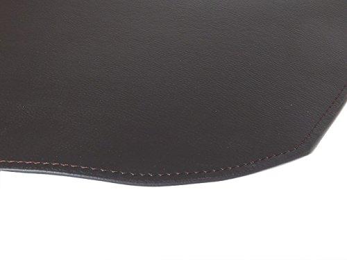 TASTO: tappeto in ecopelle ignifuga classe 1-IM, certificazione internazionale, colore Grigio Antracite.