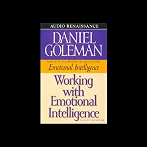 Working with Emotional Intelligence Hörbuch