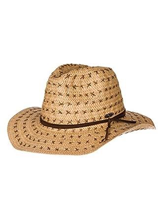 roxy chapeau de cowboy femme v tements et accessoires. Black Bedroom Furniture Sets. Home Design Ideas