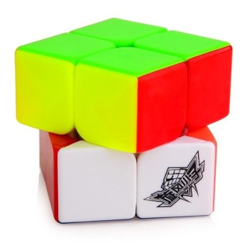 Amazon.com : Cyclone Boys 2x2 Stickerless Speed Cube 50mm