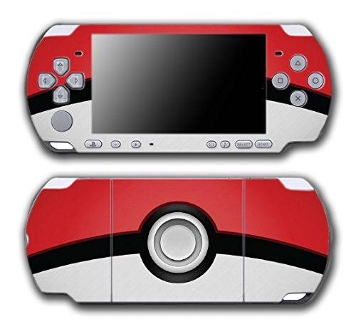 Pokemon-Pokeball-Pikachu-Special-Edition-Video-Game-Vinyl-Decal-Skin-Sticker-Cover-for-Sony-PSP-Playstation-Portable-Slim-3000-Series-System-by-Vinyl-Skin-Designs