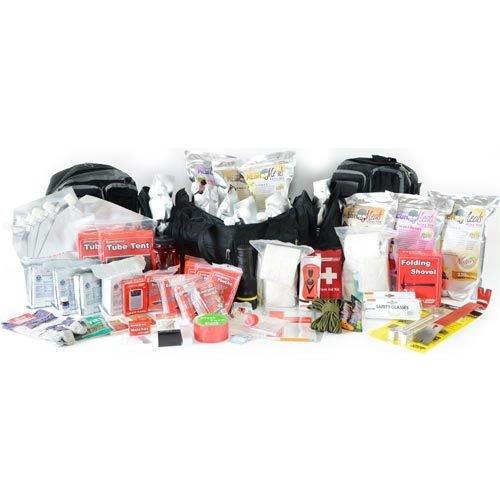 Earthquake kit water storage ideas