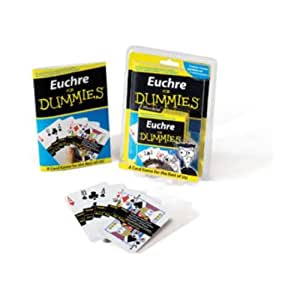 Fundex Euchre For Dummies Card Game by 70130E