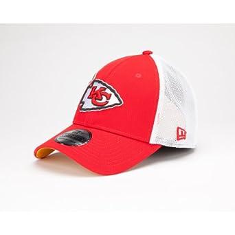NFL Kansas City Chiefs QB Sneak 3930 Cap by New Era