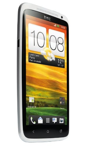 Link to HTC One X Unlocked GSM Android SmartPhone – No Warranty (White) with Beats Audio Get Rabate