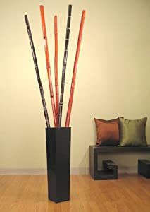 large vase with bamboo sticks with B00e411gv8 on Metal Cemetery Flower Vases Amazing Handcrafted Headstone Vases Flattened Recycled Decorative Peacock Hanging Steel Tropical Artwork Vaseline Glass Juicer also 15 Clever Artificial Flowers Placement Ideas For Apartment Decoration furthermore 41165784074434168 besides 15 Clever Artificial Flowers Placement Ideas For Apartment Decoration additionally 19 Ideas Decorative Bamboo Poles.