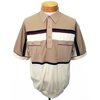 Ld Sport Knit Banded Bottom Shirt At Amazon Men S Clothing