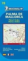 Map 9078 Palma De Mallorca