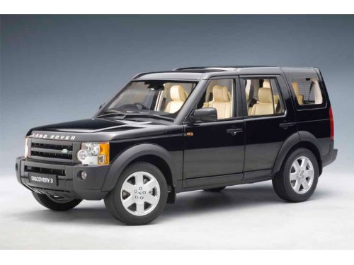Buy 2005 Land Rover Discovery 3 1 18 Black Ship with Fast and Save Shipping.