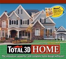 Total 3D Home Deluxe (Jewel Case)