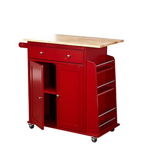 Target Target White Kitchen Island Tables: Target Marketing Systems Sonoma Collection Two-Toned