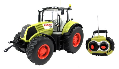 1:16 scale claas axion 850 tractor remote control