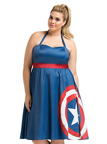 Marvel By Her Universe Captain America