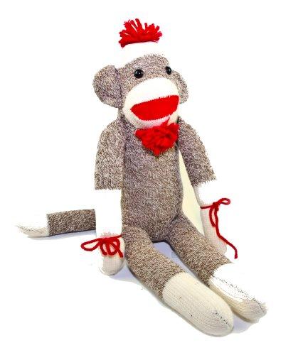 Cracker Barrel Toys : Cracker barrel old country store sock monkey