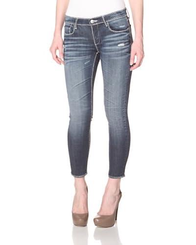 Driftwood Women's Whipstitch Skinny Jean