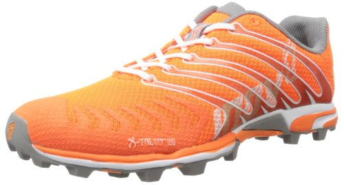 Inov-8 X-Talon™ 190 Trail Running Shoe,Orange/Grey/White,10 M US