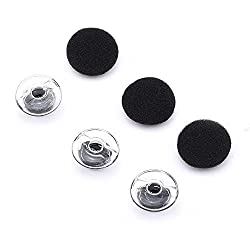 eBoot Replacement Large Eartip Kit Earbuds Gels for Plantronics Voyager Legend, 3 Pack