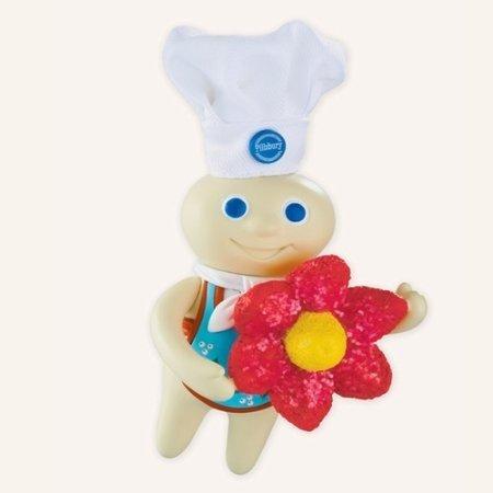 Carlton Heirloom Magic Ornament 2013 Pillsbury Doughboy – #CXOR066D