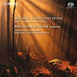 モーツァルト:ピアノ協奏曲第9番変ホ長調 K.271「ジュノム」 他 (Mozart : Piano Concertos / Ronald Brautigam) (SACD Hybrid) [Import CD]