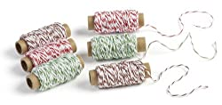 Martha Stewart Crafts Multicolor Baker's Twine