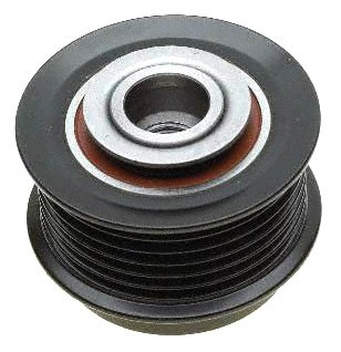 Gates 37015P Alternator Pulley (2005 Pacifica Alternator compare prices)