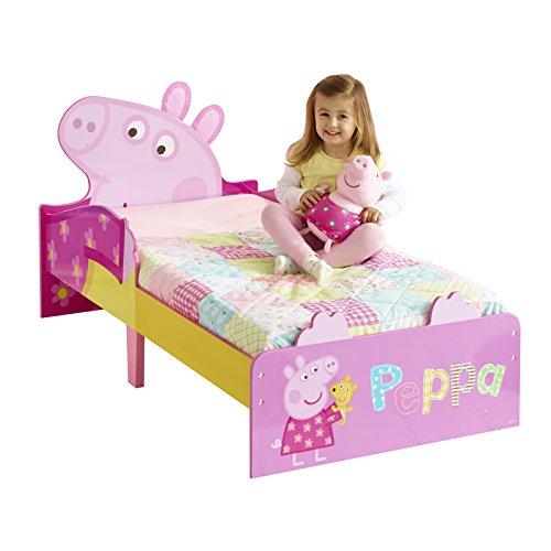Peppa Pig SnuggleTime Lit enfant + Entièrement Matelas à ressorts