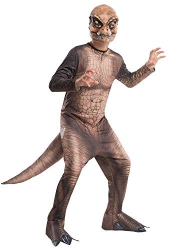 ジュラシック ワールド T-Rex 子供用 リアル コスチューム ハロウィン 恐竜 ティラノサウルス レックス
