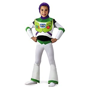 Toy Story Buzz Lightyear Deluxe - Size: Child M(7 - 8)