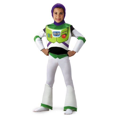 Buzz Lightyear Kids Costume