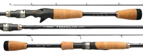 Pinnacle Perfecta Dhc5 Rod, 6-Feet 6-Inch, 10-17-Pound (Slow Curing Epoxy compare prices)