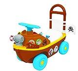 Disney - Kiddieland - Correpasillos Barco Pirata Jake
