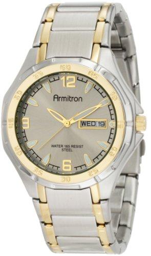 Armitron 20-4309GYTT - Reloj para hombres