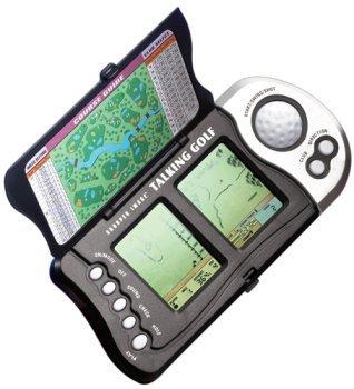 Sharper Image Dual Screen Talking Golf - 1
