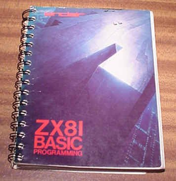 Sinclair ZX81 Basic Programming